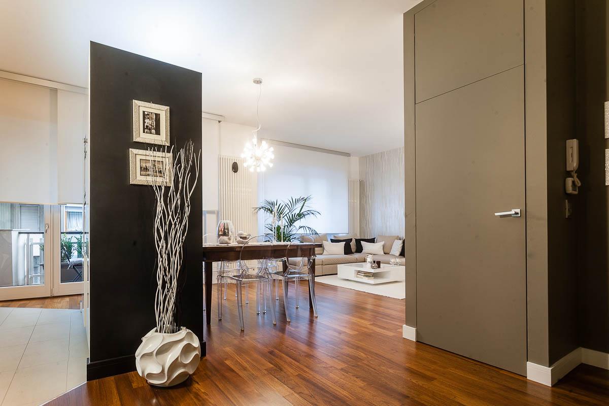 Appartamento torino sud tracce design studio for Appartamento design torino affitto